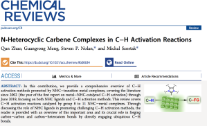 NHCs in C-H Activation